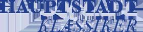 Hauptstadtklassiker Logo